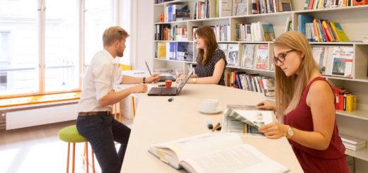 Foto zum Beitrag von Sabine Zinke, Wie Corona unsere Arbeit und unsere Büros verändert