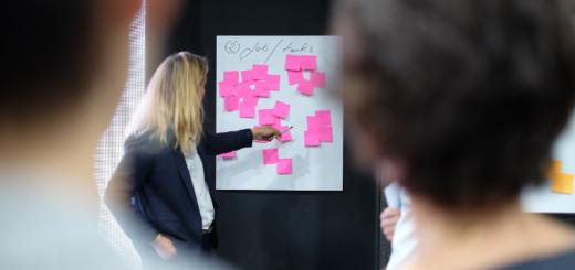 Foto zum Beitrag Traditionell versus agil: Müssen wir Changemanagement neu denken?