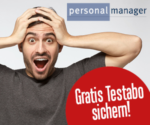 Testabo personal manager